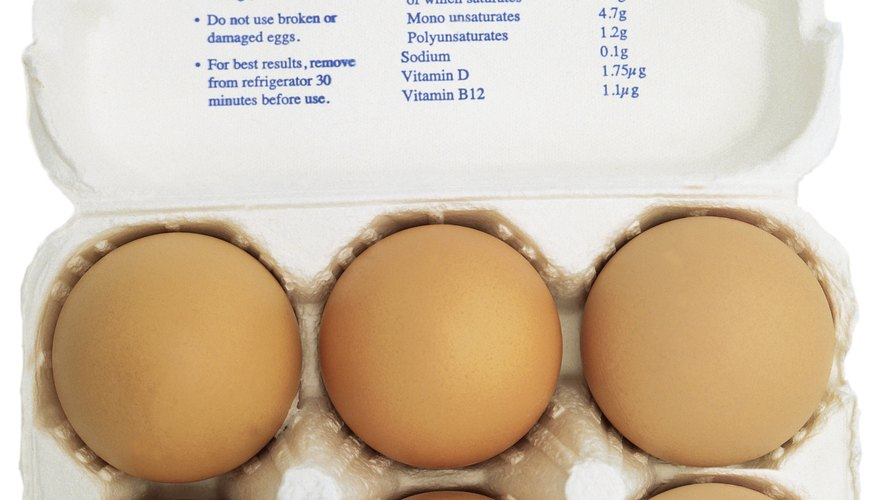 The first foam egg carton was patented in 1967.