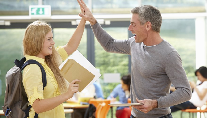 Personal interactions facilitate subjective assessments.