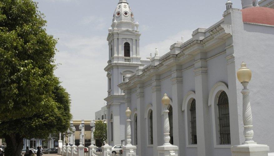 Puerto Rican church