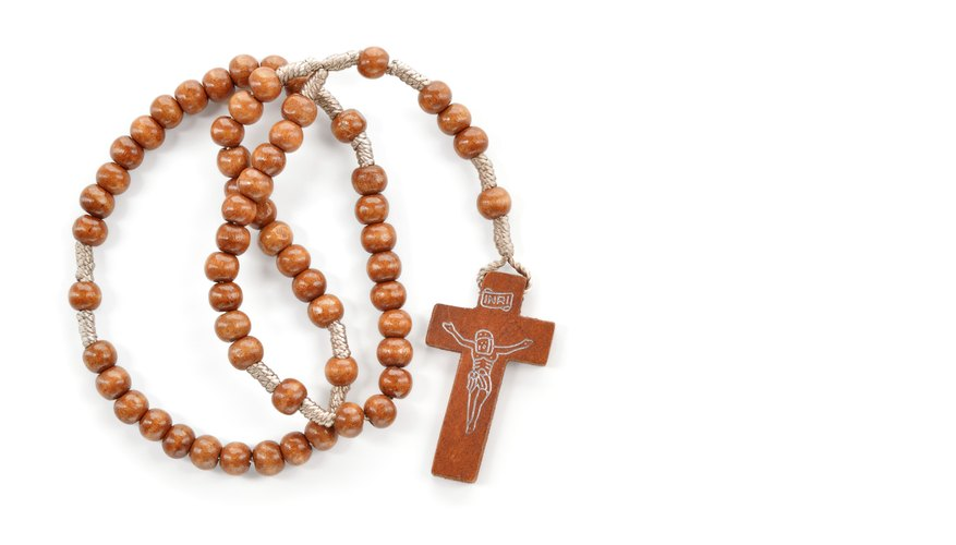 Prayer bracelets can serve as a fashionable substitute for a rosary.