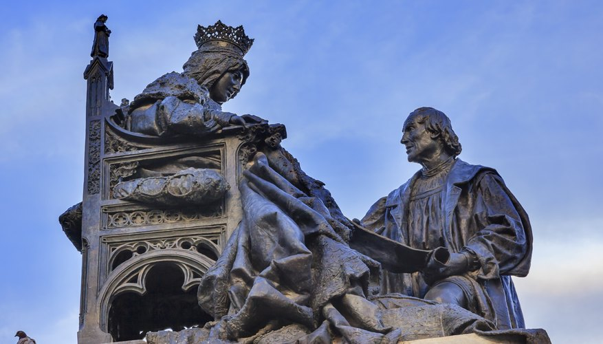 The legacy of Christopher Columbus has been hotly debated in recent years.