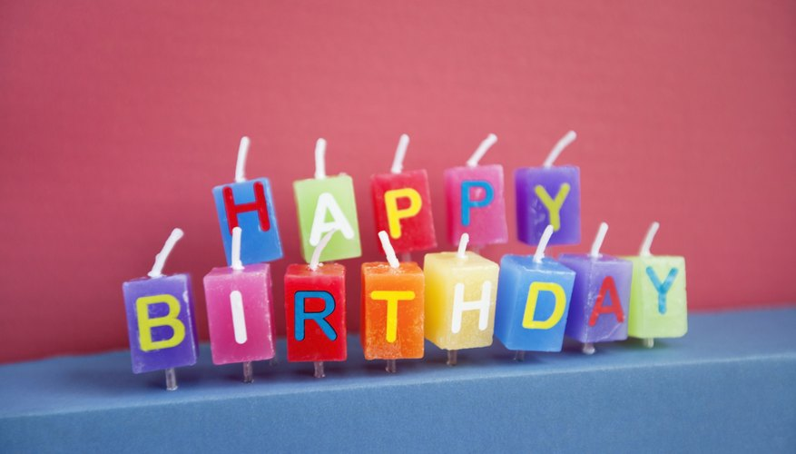 A number of websites offer personalised greeting card services.