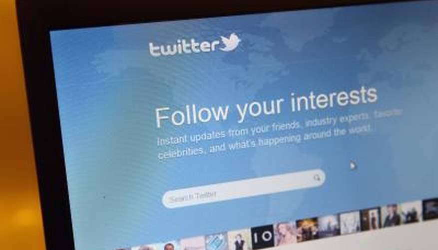 Send mass private messages over Twitter's direct messaging service.