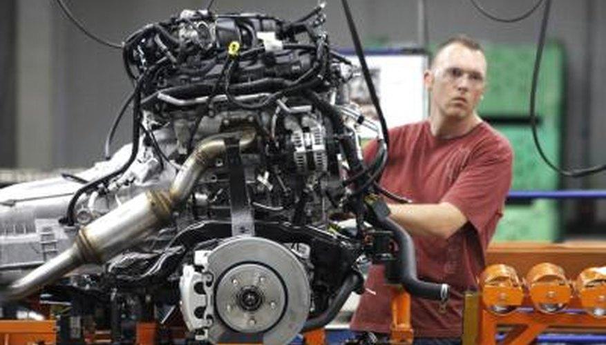 Many manufacturing plants use Six Sigma methodology.