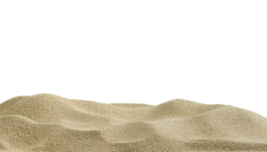 Should you add sand to your paint?