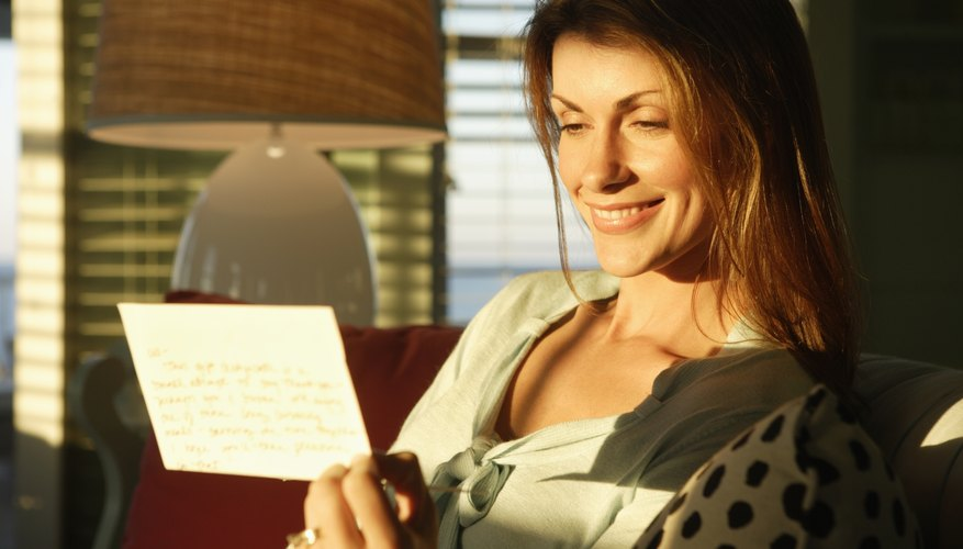 A positive, confident voice can build goodwill with readers.