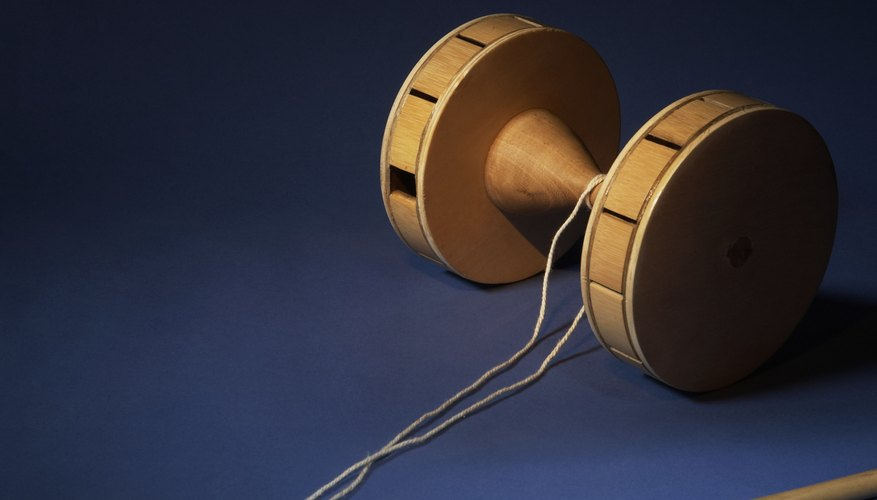 Ancient Chinese toymakers made toys with movable parts.