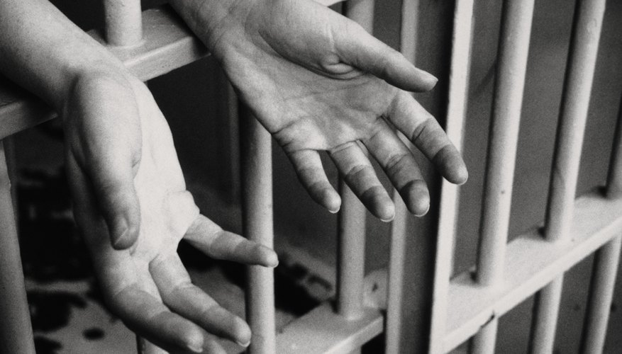 Visiting a prison can be an emotionally fraught process.