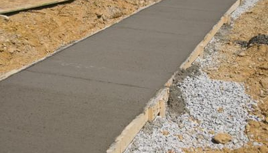 Softening concrete for removal can help to correct any mistakes made using concrete in home improvements.