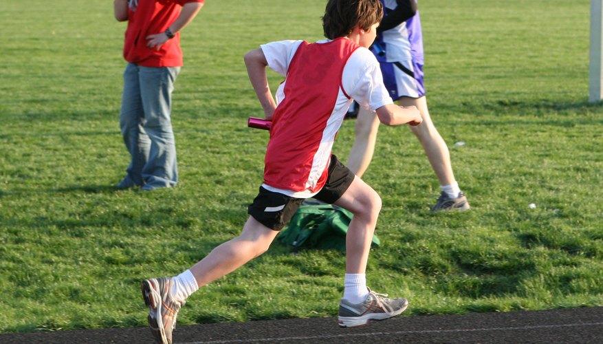 Relay race.