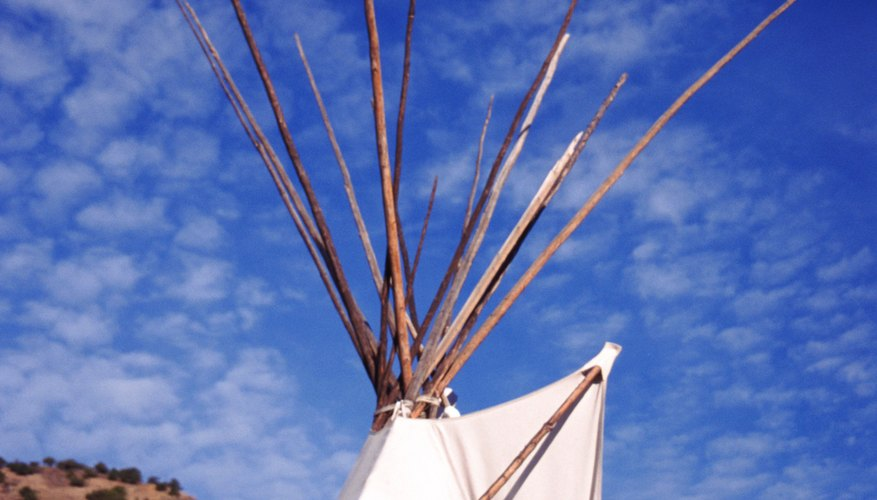 Plains people see the sky and clouds as a reminder of the impact of nature on daily life.