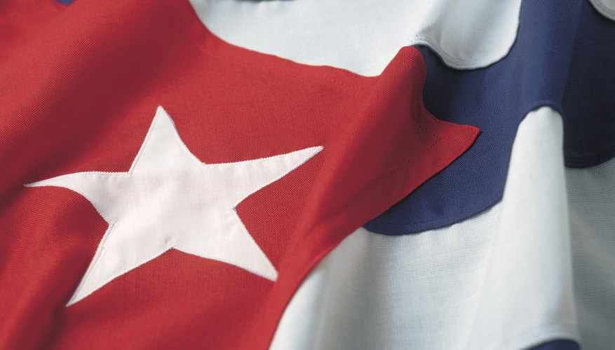 Cuba was discovered first by Ciboney people 3,000 years ago, then by Columbus in 1492.