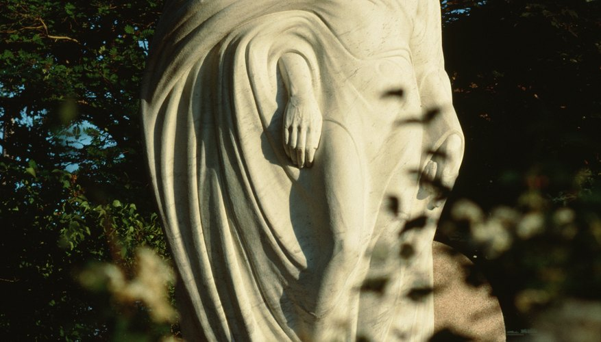 Although most Wiccans worship a god and goddess, their perceived appearances vary among practitioners.