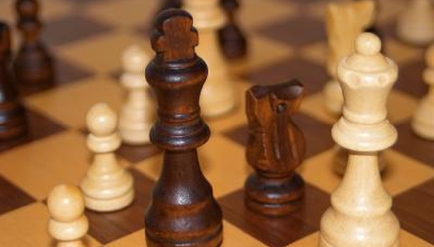 Learn how to make a chess set from oven-bake clay.