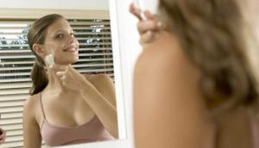 Make your own natural facial toner.