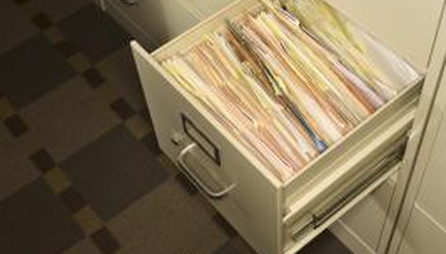 File cabinets and office furniture are electrostatically painted for superior paint durability.