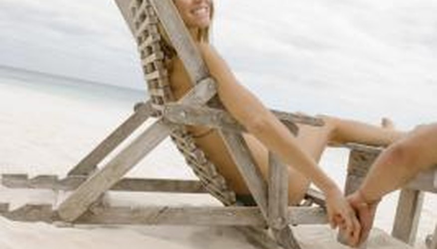 There are many beaches in the United States with designated areas where nude sunbathing is legal.