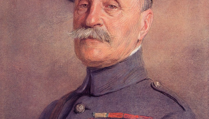 Ferdinand Foch commanded the Allied armies to victory in 1918.