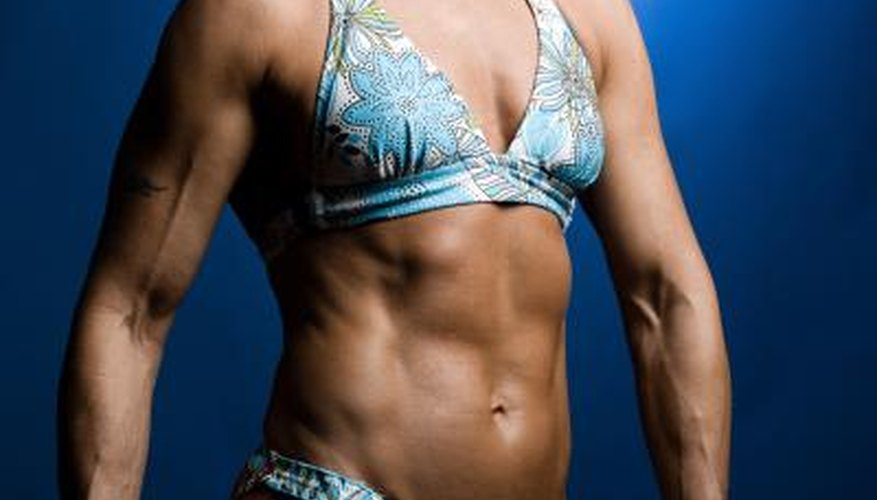 Steroids have adverse effects on women's bodies, just like with men.