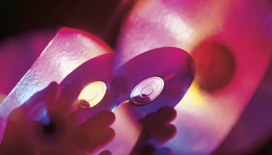 Digitizing your DVD collection makes it easier to store.