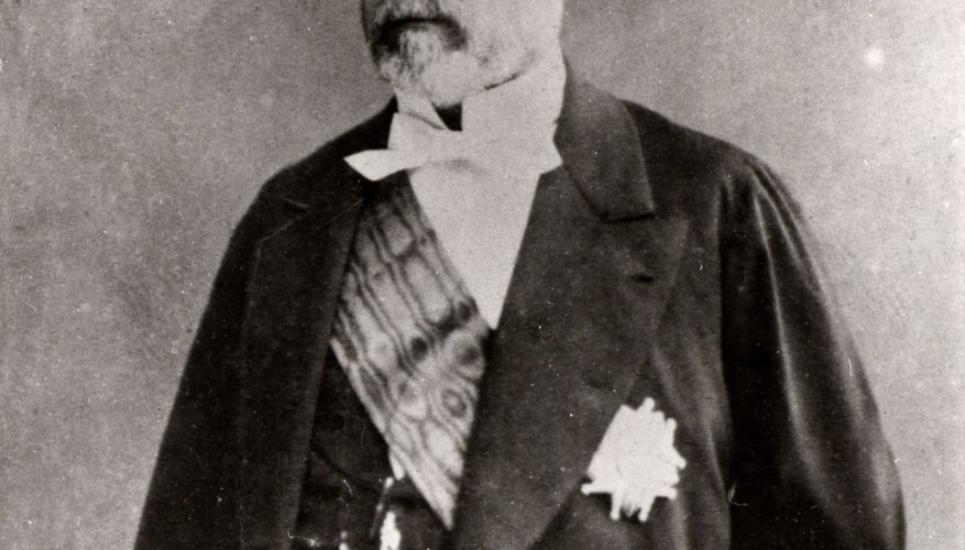The French microbiologist Louis Pasteur proved the germ theory of disease in the 1800s.