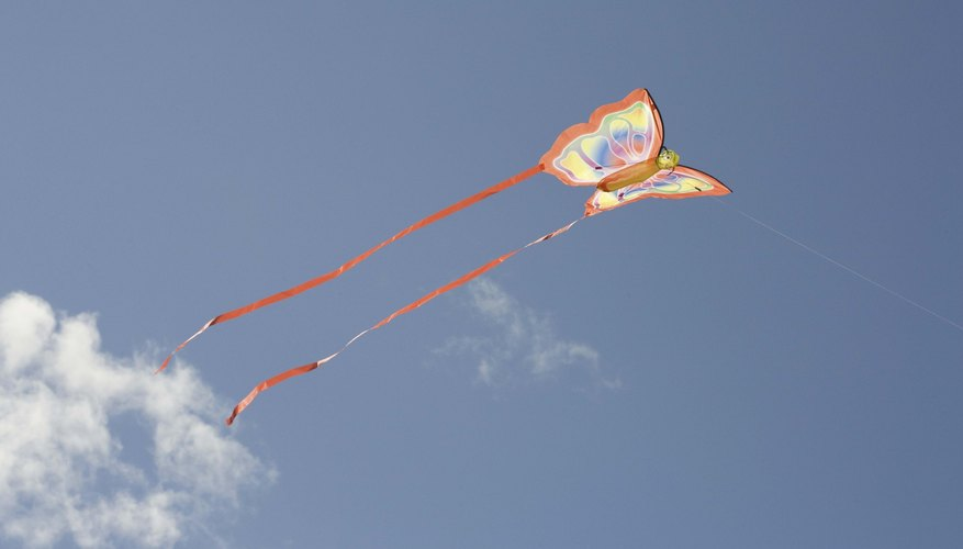 Kites were invented during the Zhou dynasty.