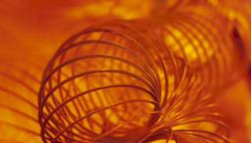 A Slinky can bend, but it is a quick fix.