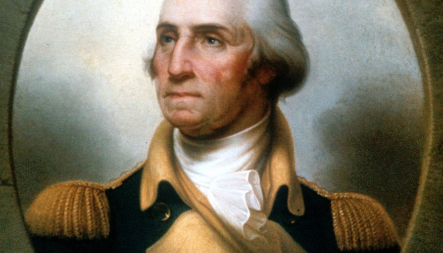 The Second Continental Congress chose General George Washington to command the Army.