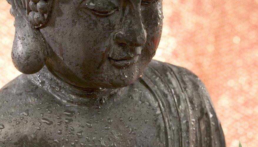 Buddha moved among Hindus and spoke their language.