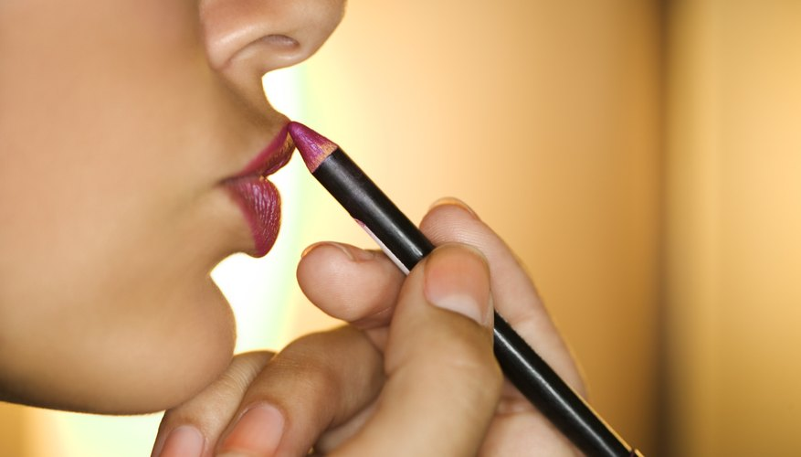 Keep your lip liner sharp to keep it clean and hygienic.