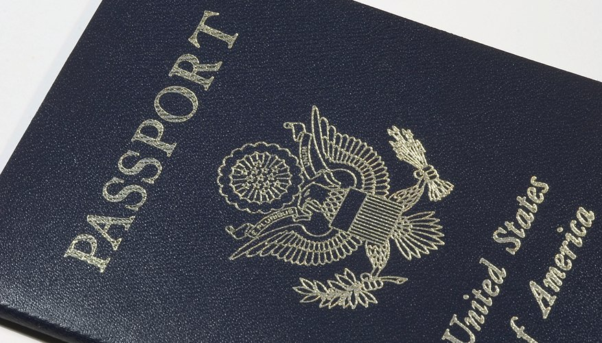The Great Seal is used on many official documents, including passports.