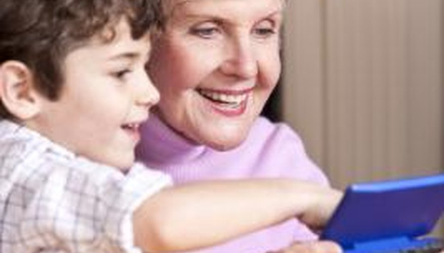 The Nintendo DS is fun for kids of all ages.