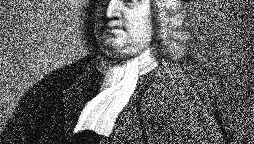 William Penn (1644-1718) established the Quaker colony of Pennsylvania in 1681.