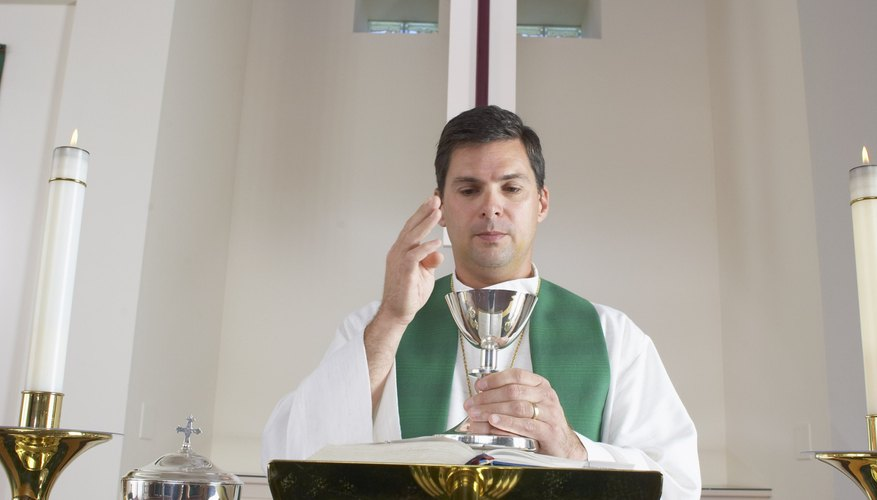 Some Lutheran churches serve communion every Sunday.