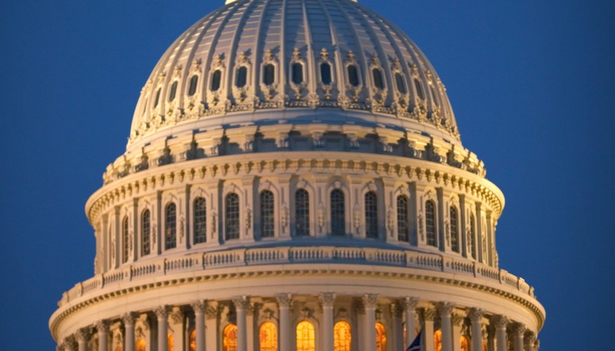 The Capitol is where Congress meets.