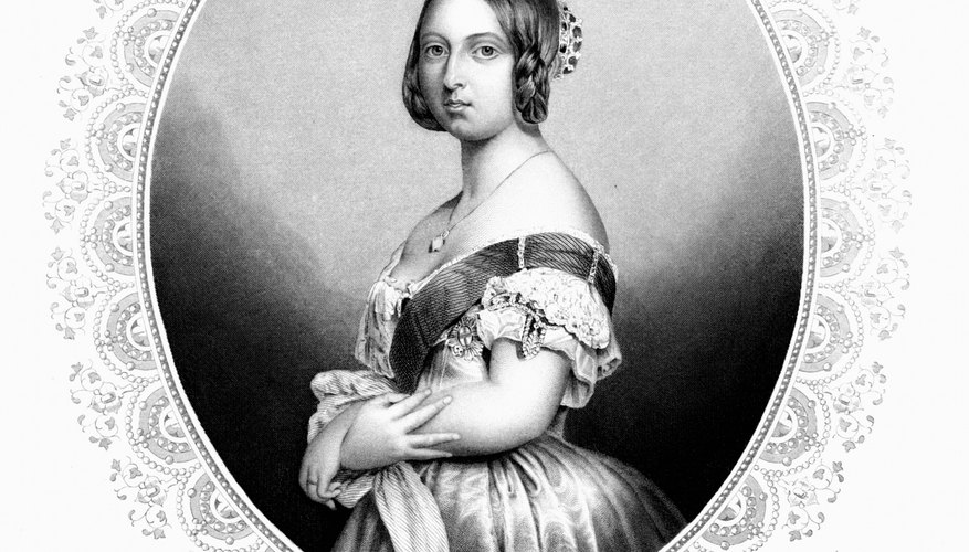 Queen Victoria ruled England for 64 years.