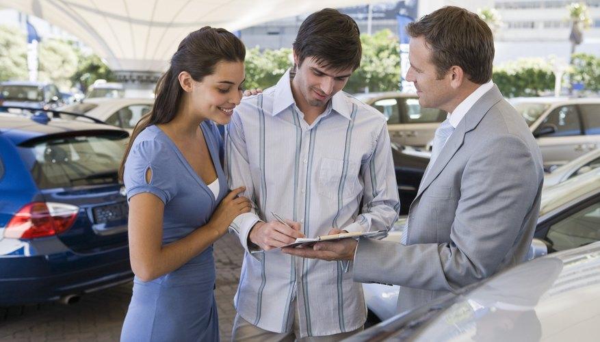 Comprar un auto.