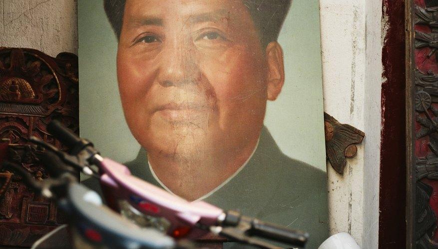 Mao Zedong developed