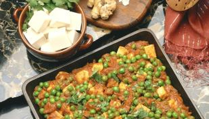 Casseroles are a popular way to use up leftover food.