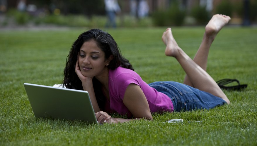 Enjoy the freedom of an online course.