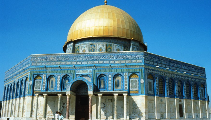 The Dome on the Rock is one of Islam's most sacred sites