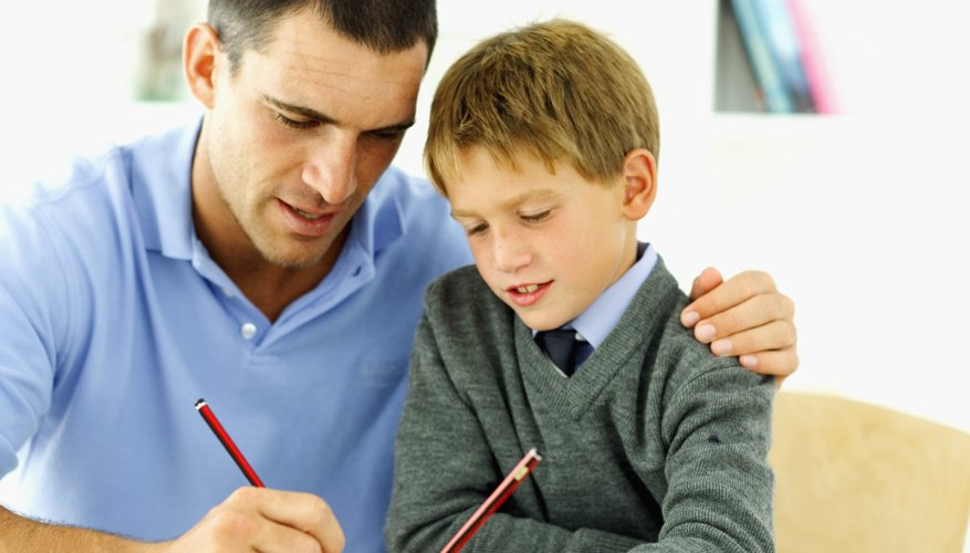 Children experience greater success when parents are involved in their education.