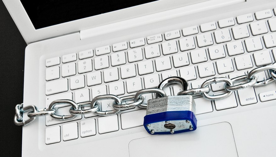 Blocking popular sites typically deters unauthorized computer use.