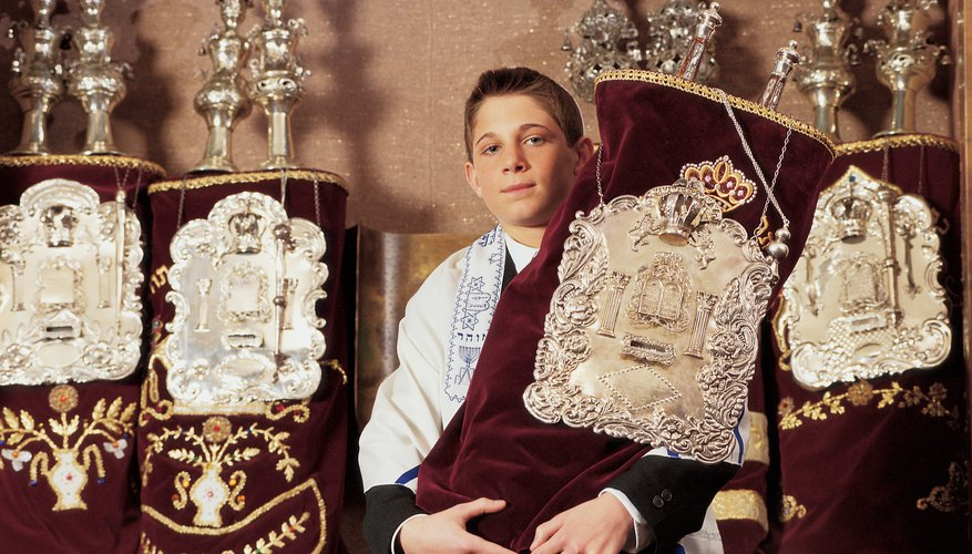 The first public interactions Jewish children have with a Torah, whether dressing it during prayer services or reading from it aloud at a Bar or Bat Mitzvah, are traditionally causes for great celebration.