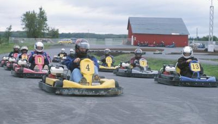 Making your go kart street legal requires specific safety features.