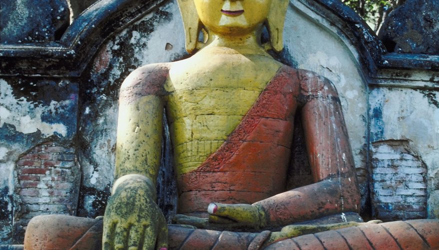 Buddhists in Nepal and the Himalayas have similar funeral customs.