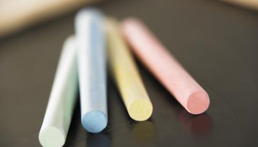Pastel colours are commonly associated with springtime and Easter.