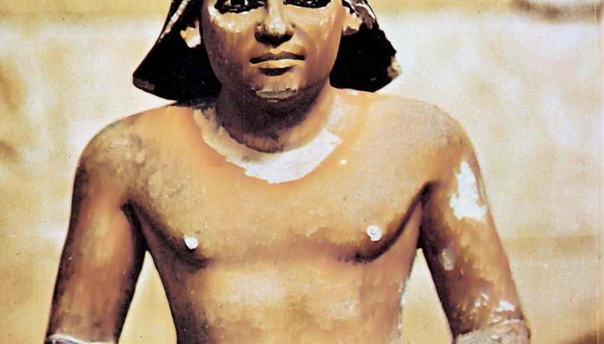 Across three millennia, Egypt's tools and weapons changed in form and substance.