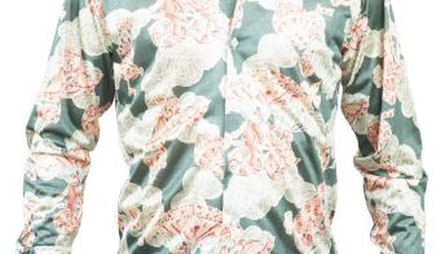 Clothing as well as household decor materials are made from polyester.