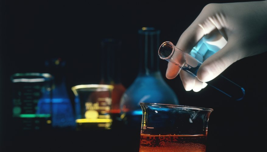 Chemical reactions involve a change at the molecular level.